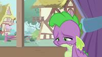 Spike feeling completely depressed S9E19