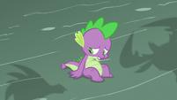 Spike feeling even more ashamed S7E15