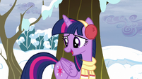 """Twilight """"I don't think Rainbow Dash could handle it"""" S5E5"""
