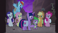 """Twilight """"I guess it only works once"""" S8E25"""