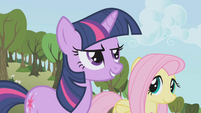 "Twilight teasing ""a bit?"" S1E04"