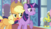 Applejack 'You sure about that' S2E25