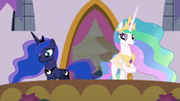 """Celestia """"my sister and I have ruled this land"""" S9E26"""
