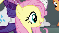 """Fluttershy """"remember to be extra supportive"""" S6E7"""