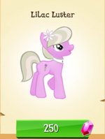 Lilac Luster MLP Gameloft.png