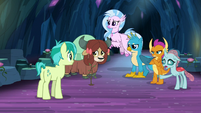 """Ocellus """"that's not the same tree"""" S9E3"""