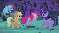"""Pinkie Pie """"let's save Fluttershy..."""" S4E07"""