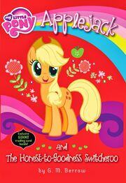 Portada de Applejack and the Honest-to-Goodness Switcheroo.jpg