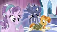 S06E02 Starlight, Luna i Sunburst po przemianie