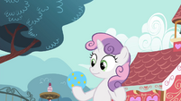 Sweetie with a ball S4E15