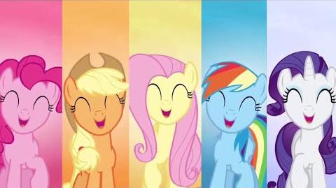 Turkish My Little Pony Make This Castle a Home HD