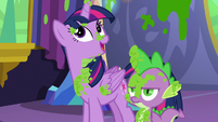 """Twilight Sparkle """"that wasn't too bad"""" S7E3"""