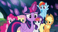 Twilight tries to reassemble element of honesty S9E2