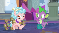 Cozy presents personalized lunch bags S8E25