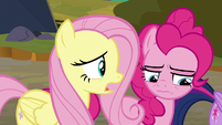 """Fluttershy """"fight our way through our friends"""" S9E2"""