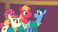 Other Ponytones smiling S4E14