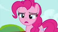 "Pinkie Pie ""I'm intrigued"" S4E21"