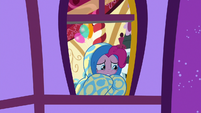 Pinkie Pie getting teary-eyed S8E18