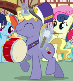 Ponet drum cutie mark ID S03E04.png