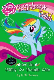 Portada de Rainbow Dash and the Daring Do Double Dare.jpg