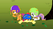 Scootaloo's Tail Error