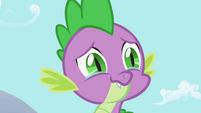 Spike tears of joy S2E10