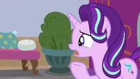 "Starlight ""why do you keep saying 'wink'?"" S9E20"