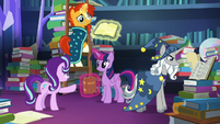 """Starlight Glimmer """"when the map called you six"""" S7E26"""