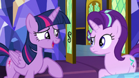 "Twilight ""she wanted to spread the word"" S8E1"