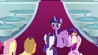 Twilight -finally learned that it's okay- S8E25