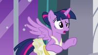 "Twilight Sparkle ""they're Celestia and Luna"" S7E10"