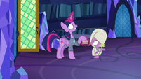 Twilight Sparkle rings a small bell S9E16