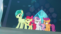 """Apple Bloom """"get Starlight out of there"""" S8E26"""
