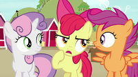 Apple Bloom -you've been goin' there a lot lately- S7E8