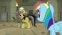 """Daring Do """"and without a map"""" S9E21"""