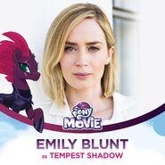 Emily Blant jako Tempest Shadow