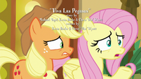 """Fluttershy """"a lot more suited to Pinkie Pie"""" S6E20"""