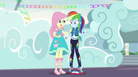"""Fluttershy """"you were very brave"""" EGROF"""