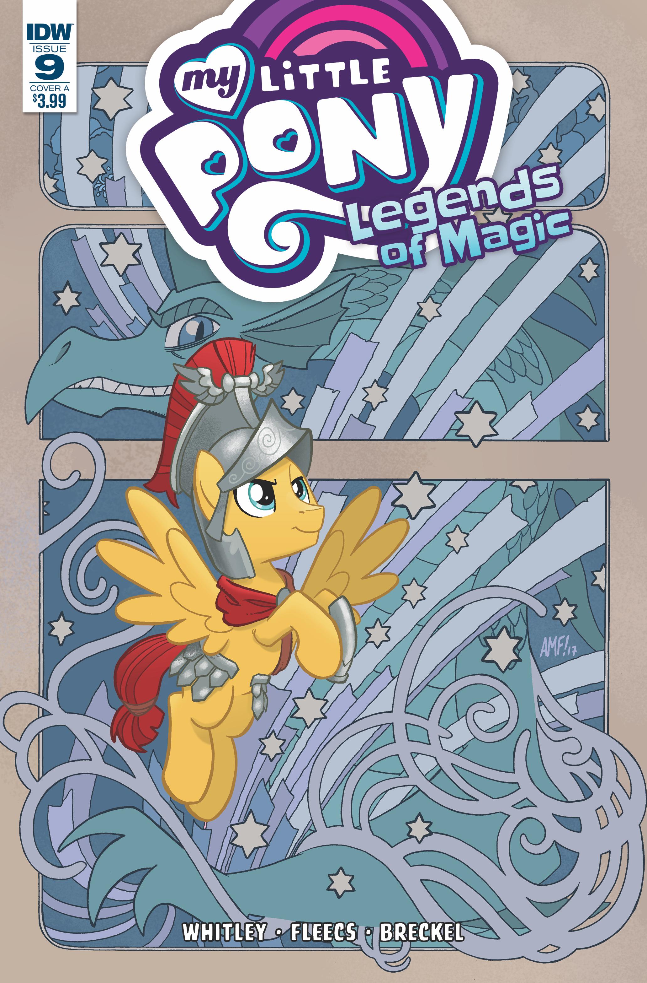 Legends of Magic Issue 9