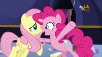 """Pinkie """"that it's cold all the time?"""" S5E11"""