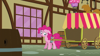 Pinkie -It didn't feel good ignoring my friends like that- S5E19