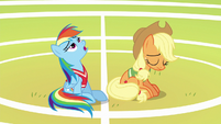 """Rainbow Dash """"this didn't go how I thought"""" S6E18"""