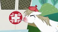 Sick stallion sneezes S2E17