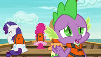 Spike --whatever you're looking for-- S6E22