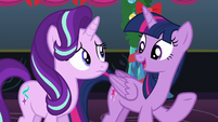 "Twilight ""Hearth's Warming is about more than presents and candy"" S6E8"