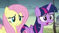 """Twilight """"that's not what I meant at all!"""" S5E23"""