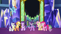 """Twilight """"we can defeat anypony!"""" S9E1"""