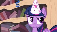 Twilight rolls her eyes S4E04