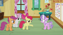 Apple Bloom -you've done that, right-- S5E18