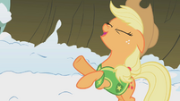 Applejack excited yee-haw S1E11